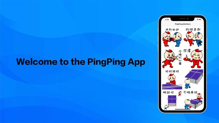 PingPong-app