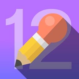 Colored Pencil Picker 12