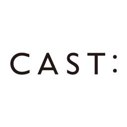 CAST:公式アプリ