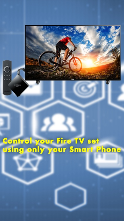 Pro Remote Control for Fire TV