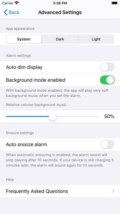 Battery Charge Alarm screenshot-6