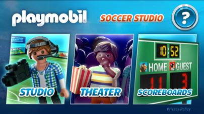 PLAYMOBIL Plató de fútbolCaptura de pantalla de1