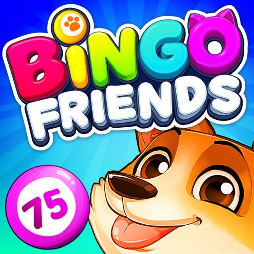 Bingo Friends. Live Bingo Game