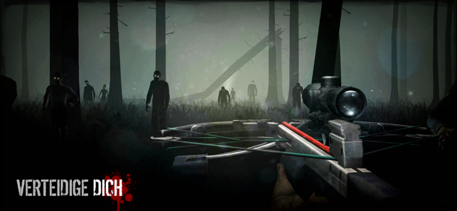 ‎Into the Dead Screenshot