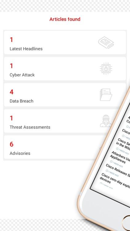 Cyber Security News Lite screenshot-3