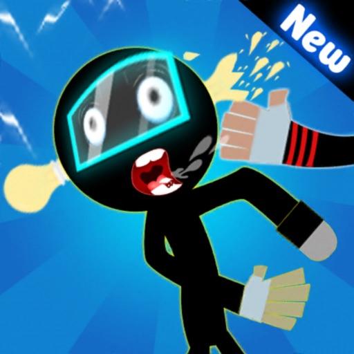 Slap Fight : Kings of stickman iOS App