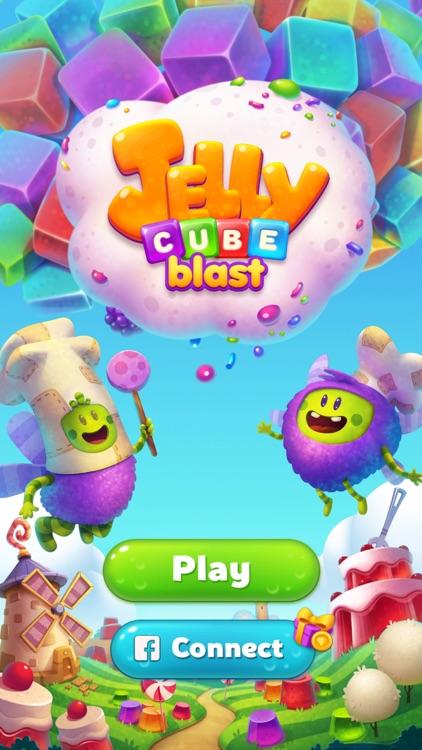 Jelly Cube Blast screenshot-6