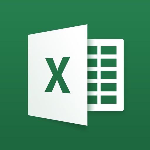 Microsoft Excel iOS App