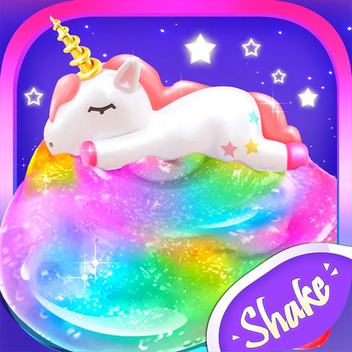 Girl Games: Unicorn Slime