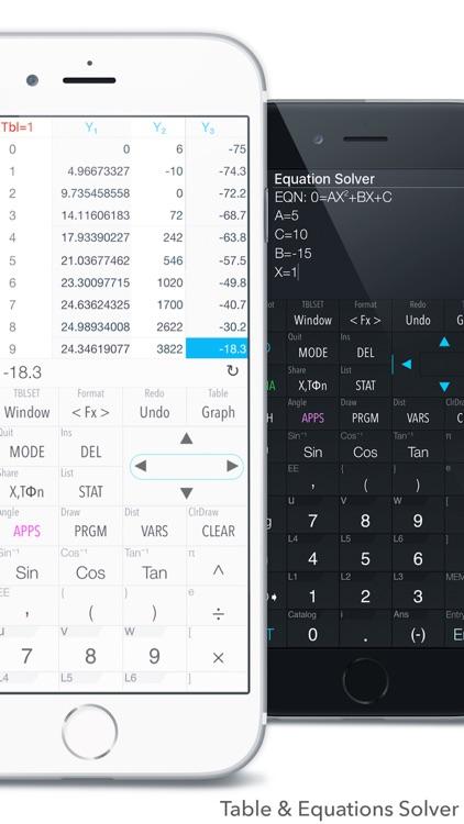 Graphing Calculator X84 screenshot-4