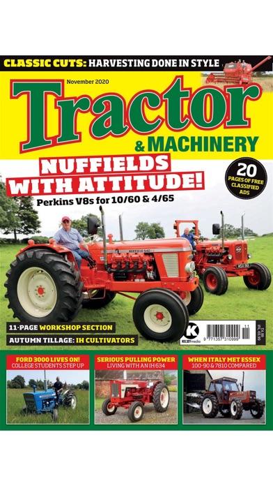 Tractor & Machineryのおすすめ画像1