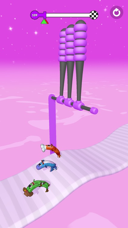 Wacky Run screenshot-1