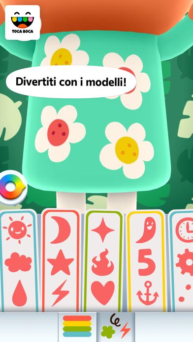 Screenshot of Toca Mini3