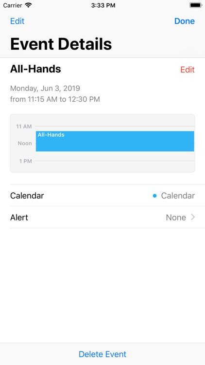#LookBusy Fake Calendar Events screenshot-9