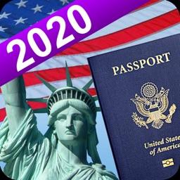 US Citizenship Test 2020 Audio