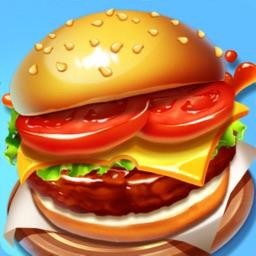 Burger Shop- Fast Food Cooking