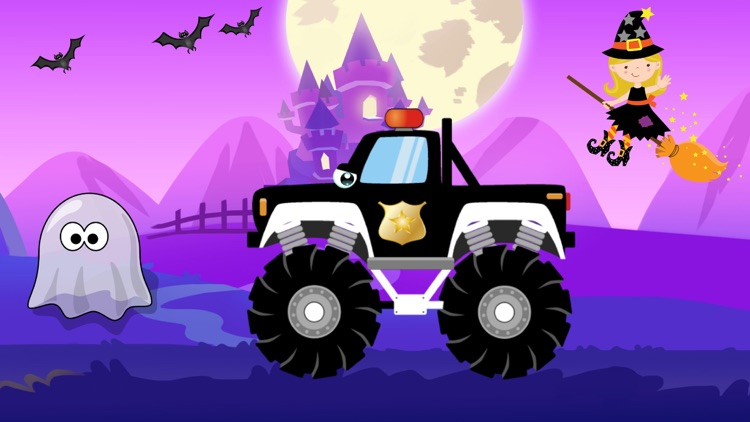 Police Car Games for Driving screenshot-9
