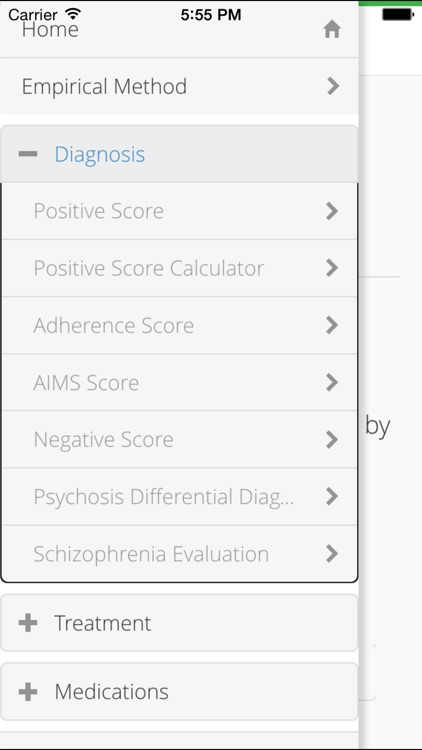 Schizophrenia Psychopharm