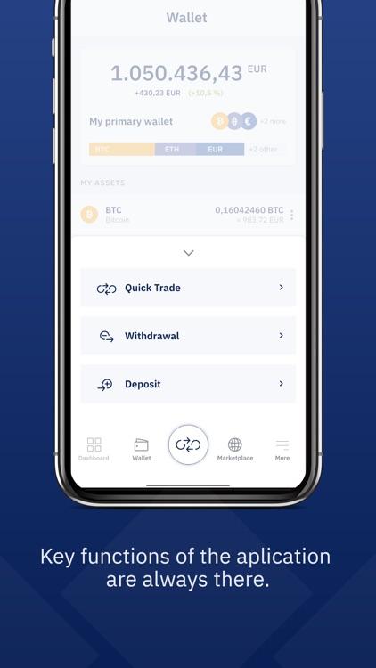 Blocktrade screenshot-4