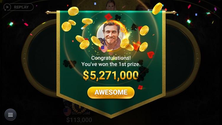 Poker Championship - Holdem screenshot-3
