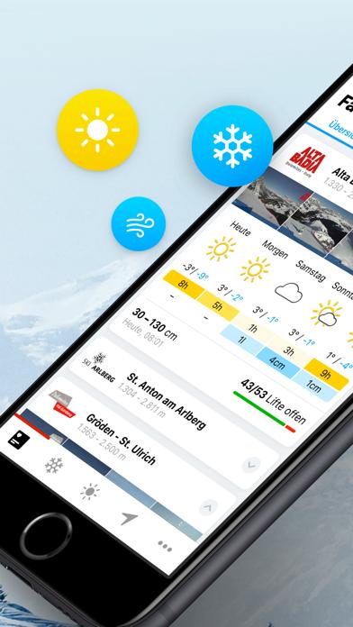 bergfex/Ski - Weather & Snowのおすすめ画像4
