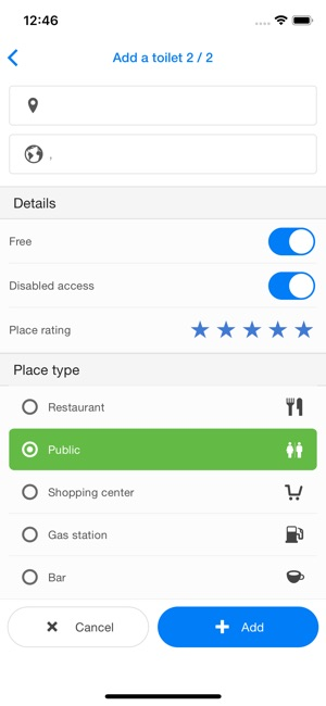 toilet finder on the app store rh itunes apple com