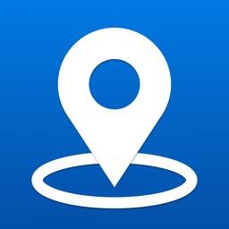 Telecharger Tracer かんたん位置記録 Pour Iphone Sur L App Store Navigation