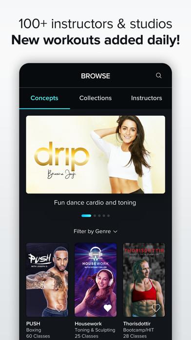 NEOU: Fitness & Exercise Appのおすすめ画像1