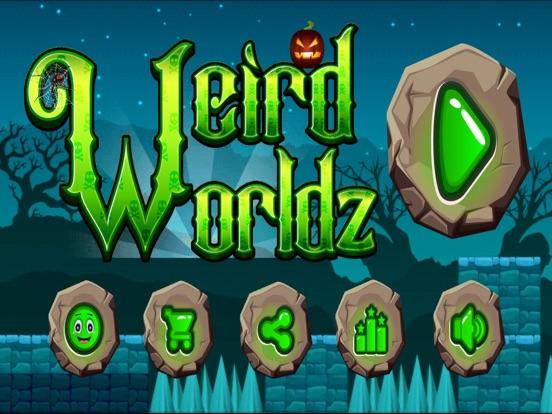 Weird Worldz screenshot #1