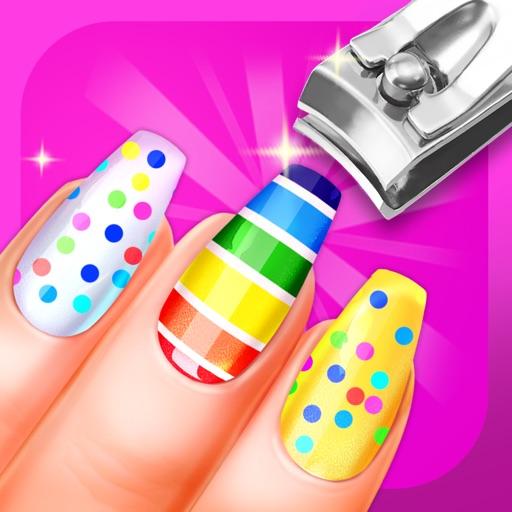Super Nail Salon: Girl Games iOS App