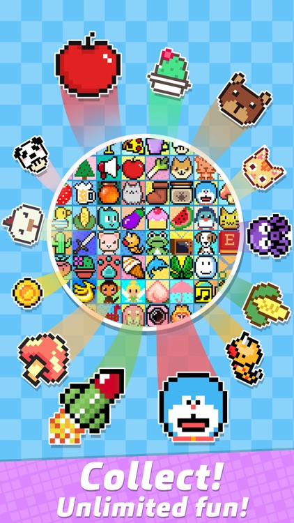Pixel Cross™-Puzzle Page Game screenshot-6