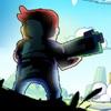 Destroyer - Pixel Comic Game