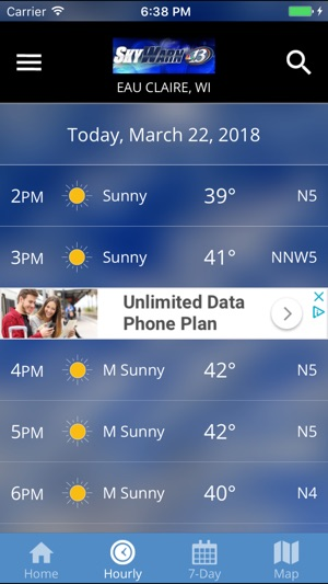 Skywarn 13 Weather On The App Store