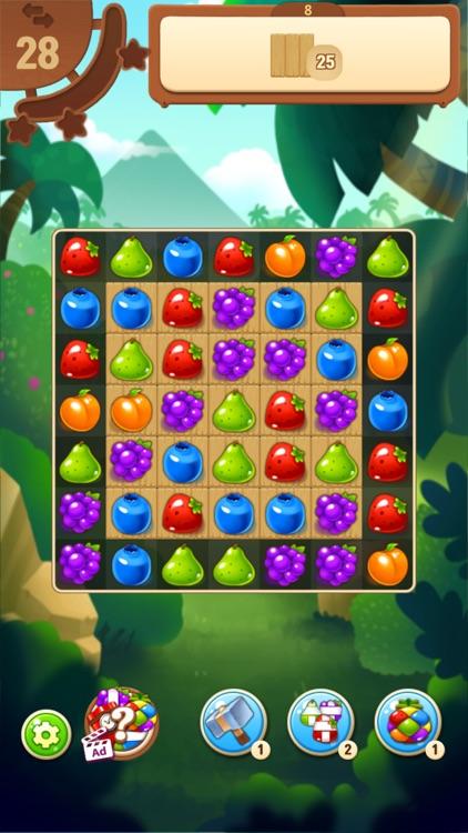 Fruits Master : Match 3 Puzzle screenshot-5