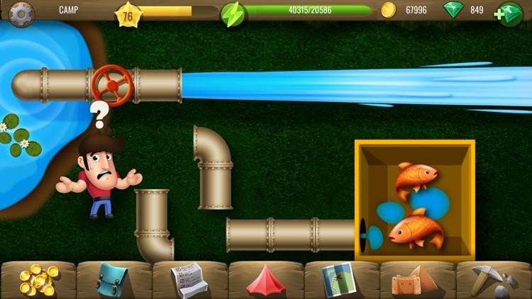 Diggy's Adventure: Maze Puzzle screenshot-0