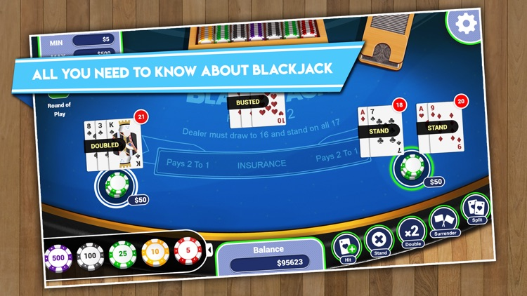 Beat the house Black-Jack