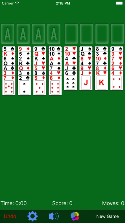 FreeCell· screenshot-1