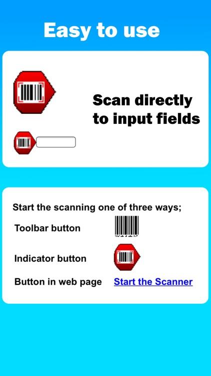 Barcode Scan to Web screenshot-3