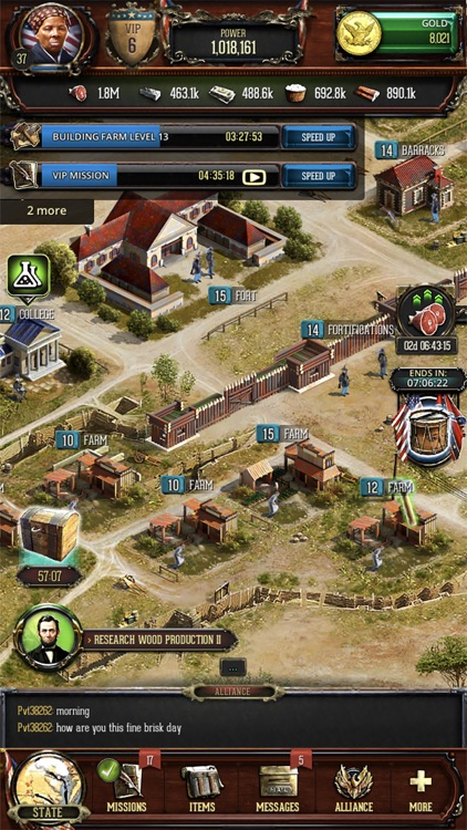 War and Peace: Civil Clash screenshot-6