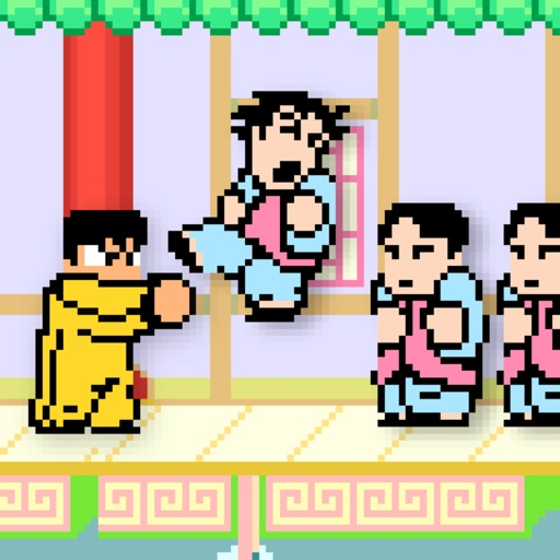 QTE KungFu Master