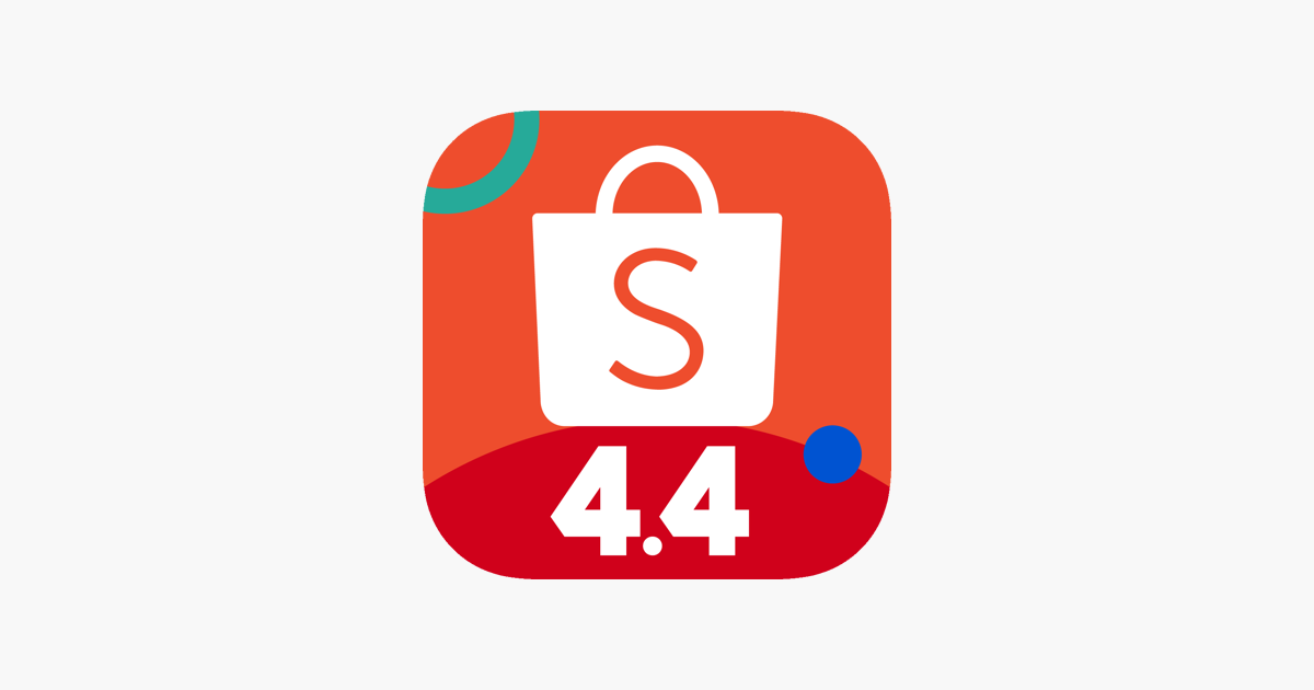Shopee 4.4 Mega Shopping Day