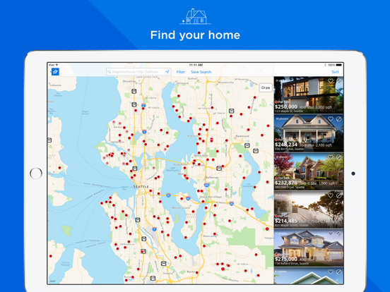 Real Estate by Zillow – Search Homes & Apartments for Sale or Rent screenshot