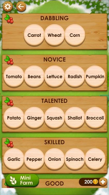 Word Farm Cross screenshot-6