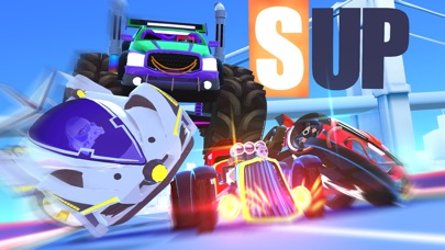 SUP Multiplayer: Race cars for Pc