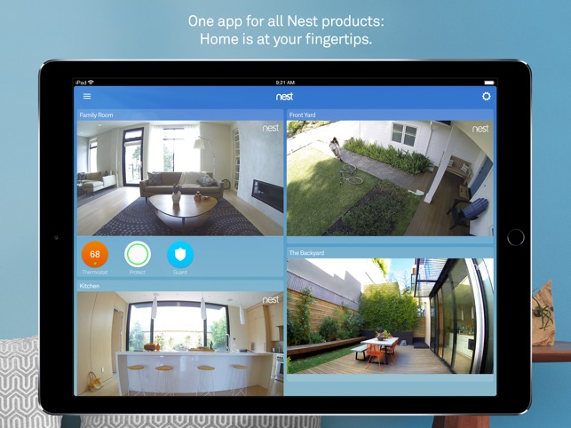 Nest on the App Store