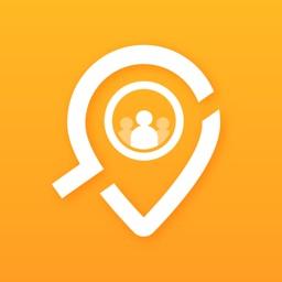 家庭定位软件-手机定位守护家人安全