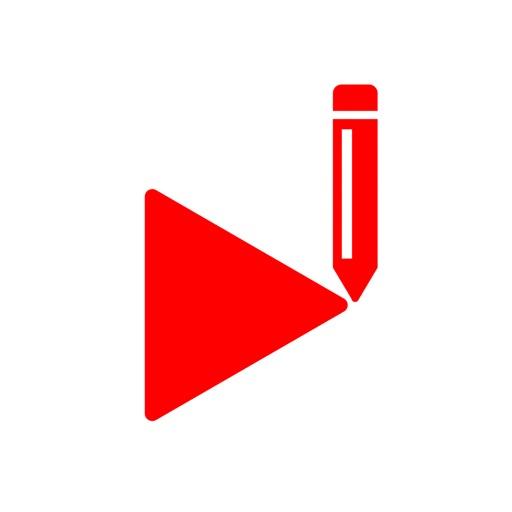 TubeNote - 動画を見ながらメモできる!