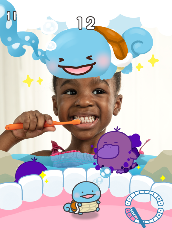 Pokémon Smile iPad app afbeelding 4
