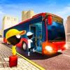 棒人間 旅客 バス 運転