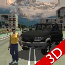 Activities of Real City Russian Car Driver